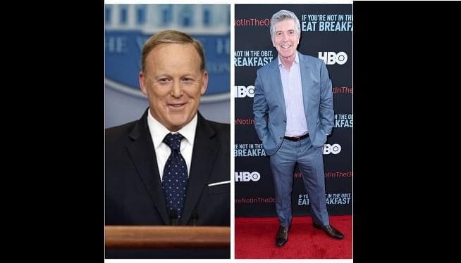 'Dancing With the Stars' Host Tom Bergeron Disagrees With Decision To Have Sean Spicer On Show