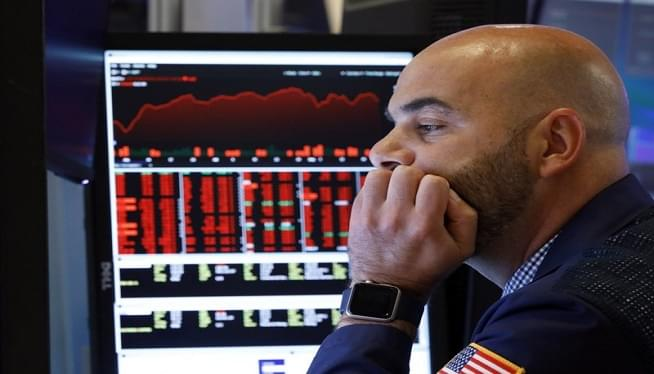 Markets shudder as trade tensions flare