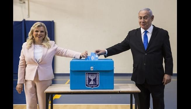 Netanyahu's Career On The Line As Israel Votes