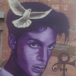 Uptown Minneapolis Prince Mural