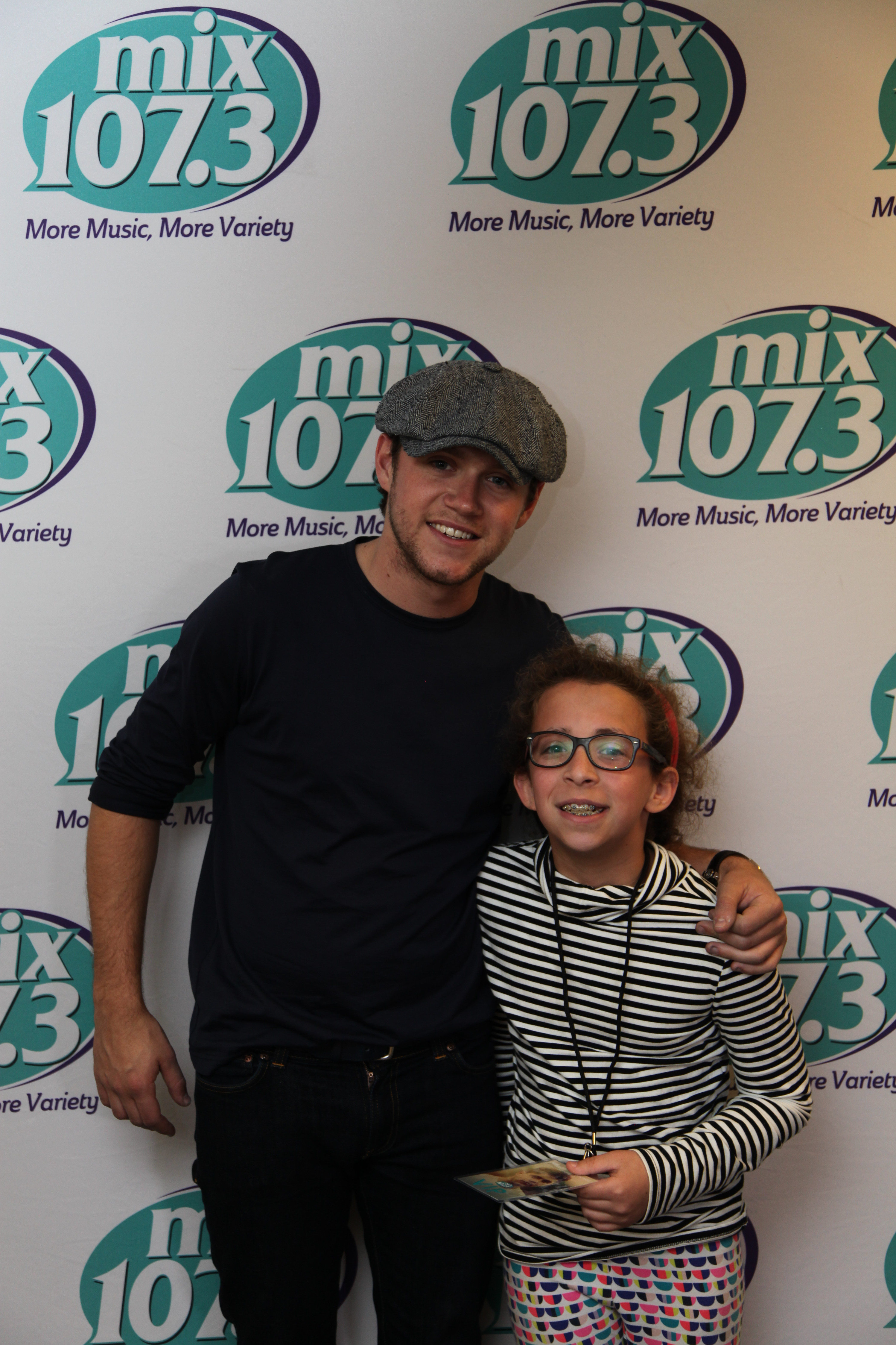Niall horan meets mix1073 dmvips wrqx fm posted on may 23 2017 m4hsunfo