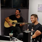 All Time Low on the Jack Diamond Morning Show