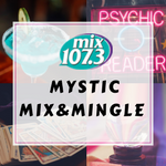 2018 Mystic mix&mingle Psychic Fair and Happy Hour