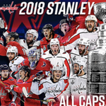 THE WASHINGTON CAPITALS ARE THE 2018 STANLEY CUP CHAMPIONS!