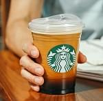 Starbucks Strawless Cups
