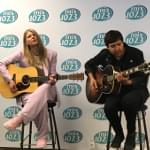 BRYNN ELLIOTT VISITS MIX107.3!