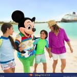 Win a Disney Cruise Line Vacation from mix107.3!