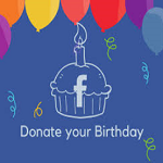 Good News – The Facebook Birthday Donate Button