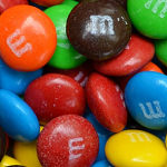 small m&m 150