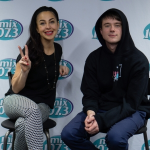 Alec Benjamin One-on-One Q&A with Corinna Delgado