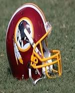 Redskins Quarter Back Breaks Two Bones