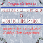 Holiday Choir Competition!