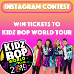 INSTAGRAM CONTEST: Win KIDZ BOP Tickets!