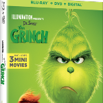 Win a Blu-ray™ DVD of Dr. Seuss' The Grinch!