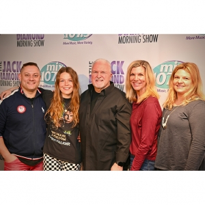 VIDEO – The Jack Diamond Morning Show with special guest singer/songwriter Maggie Rogers