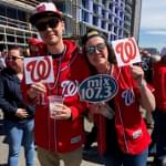 Nationals Opening Day 3.28.19