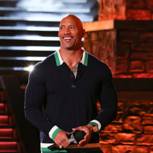 #MCM The Rock Makes us SWOON!