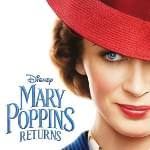 Win a Digital Download of MARY POPPINS RETURNS!