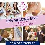 Win Tickets to the Washington Wedding Experience DMV Wedding Expo!