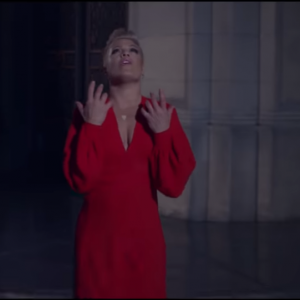 P!NK Mesmerizing in the New WALK ME HOME VIDEO