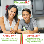 National Clean Out Your Medicine Cabinet Day