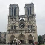 UPDATE: It Worked! One of the Last Pictures of Notre Dame Before the Fire