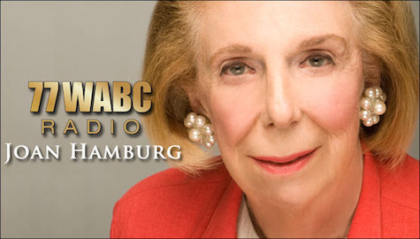 77 WABC Radio: Podcasts – Joan Hamburg