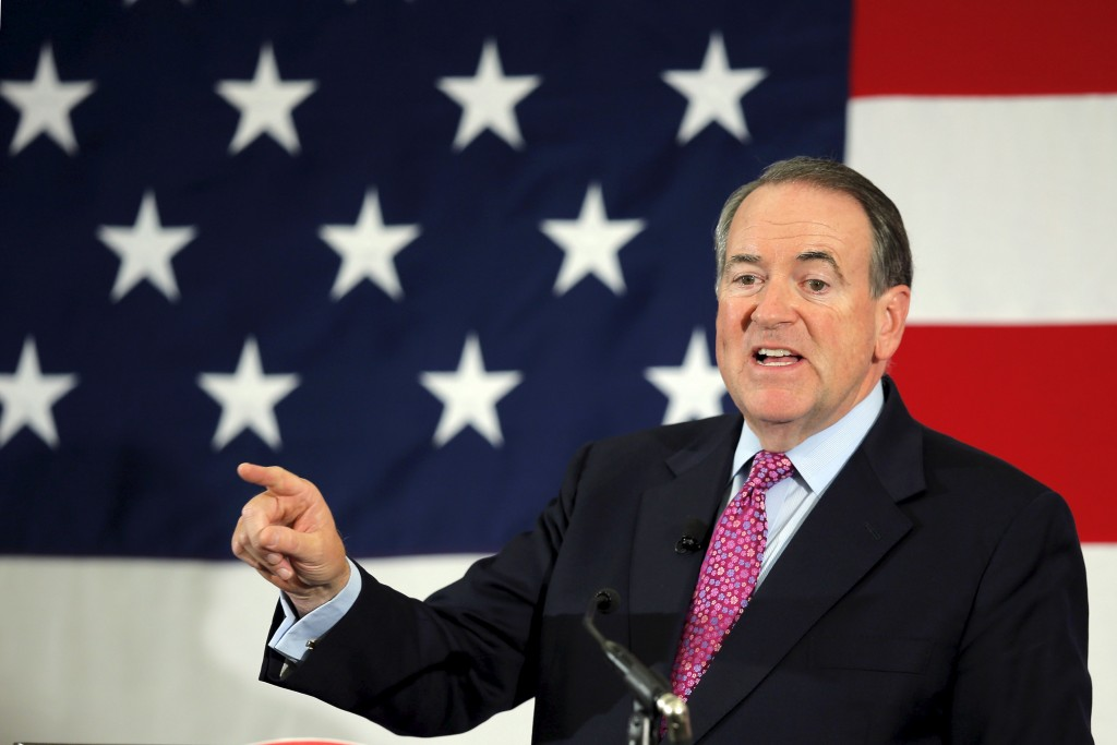 Huckabee 'Recoiling' Over Trump Abortion Comments, One Of Trump's 'Worst Weeks'