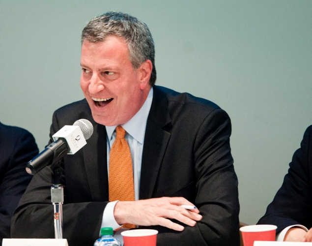 """De Blasio:  Skelos & Silver """"Bad Apples"""", Says Team """"Did Things The Right Way"""" In Fundraising Probe & Confident About Re-Election"""