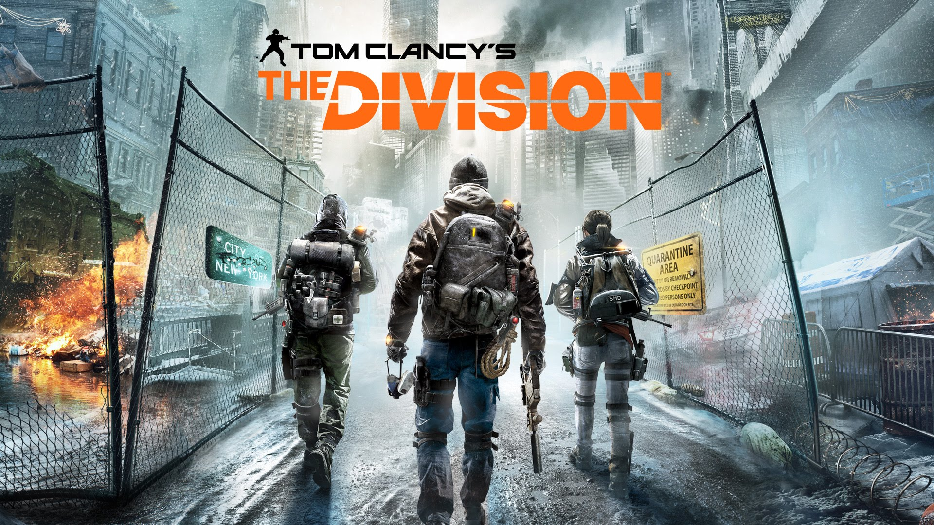 The B Gamer Review:  Tom Clancy's The Division