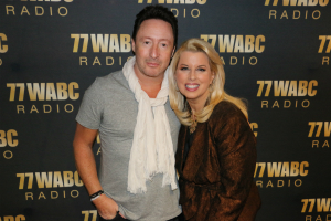 Julian Lennon talks with Rita Cosby! [Exclusive Video]