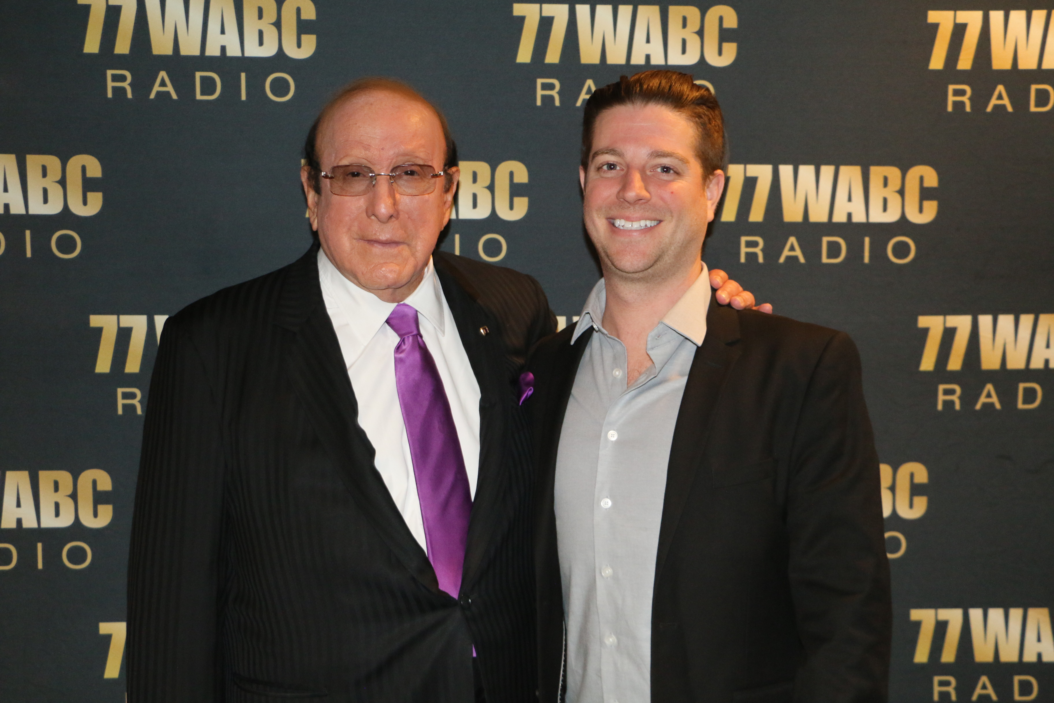 Clive Davis on 77 WABC! [Exclusive Video]