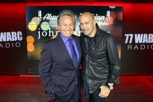 John Varvatos on Always in Fashion with Mark Weber! [Exclusive Video]