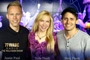 The Yola Nash Show – Eric Merola and Pasek & Paul! [Exclusive Video]