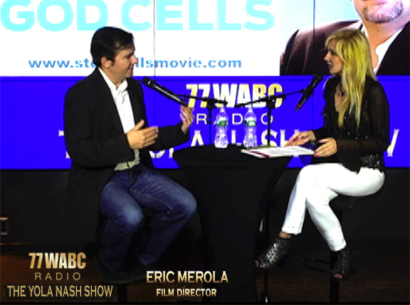 The Yola Nash Show with Eric Merola! [Exclusive Video]