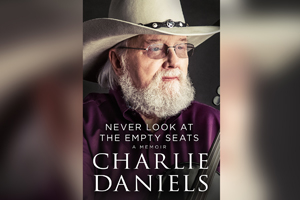 Charlie Daniels Joins Rita Cosby on Stage 17! [Exclusive Video]