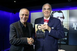 The John Batchelor Show with Ron Chernow [Exclusive Video]