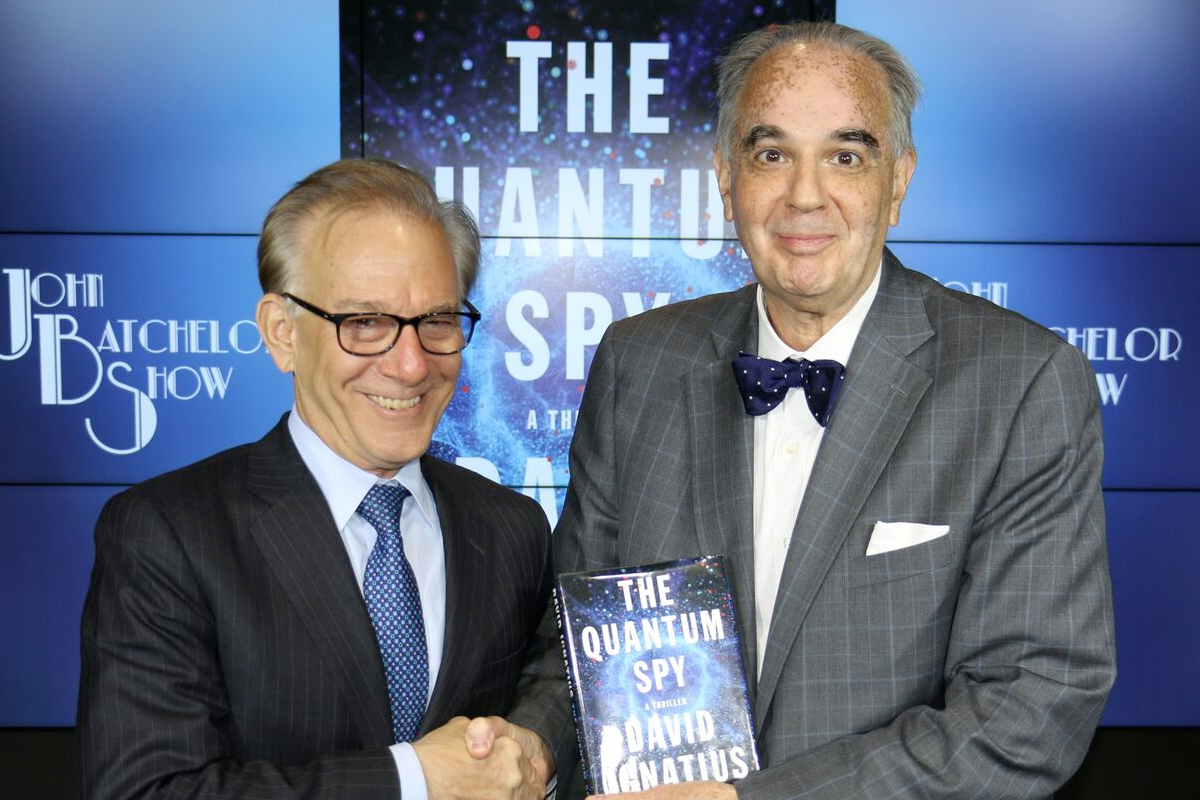 The John Batchelor Show with David Ignatius [Exclusive Video]