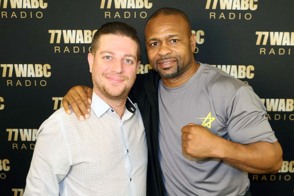 Roy Jones Jr. sits down with Gunz! [Exclusive Video]