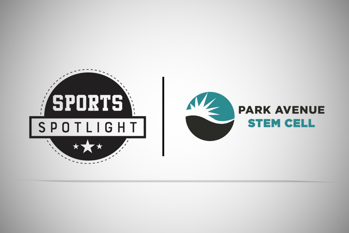 Sports Spotlight brought to you by Park Avenue Stem Cell! [Exclusive Video]