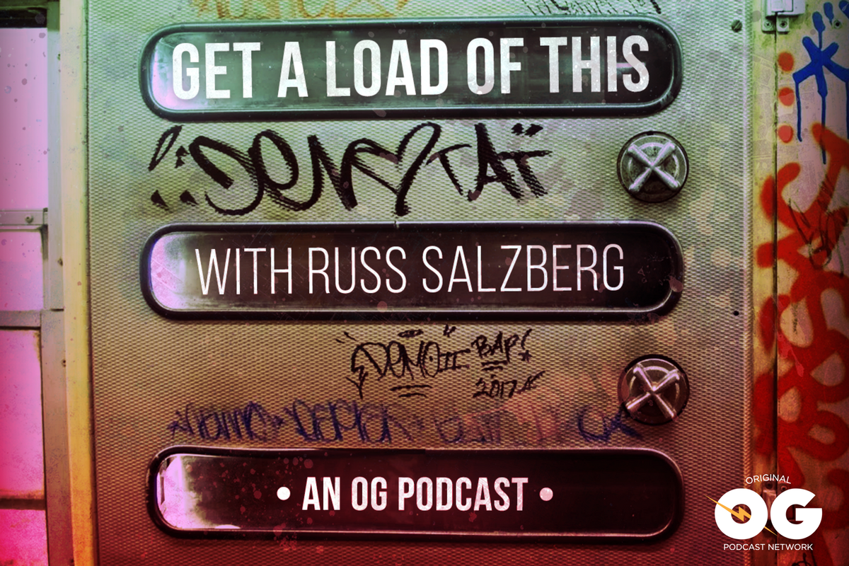 """77 WABC and OG Podcast Network Debut Brand New Russ Salzberg Podcast """"Get A Load Of This!"""""""