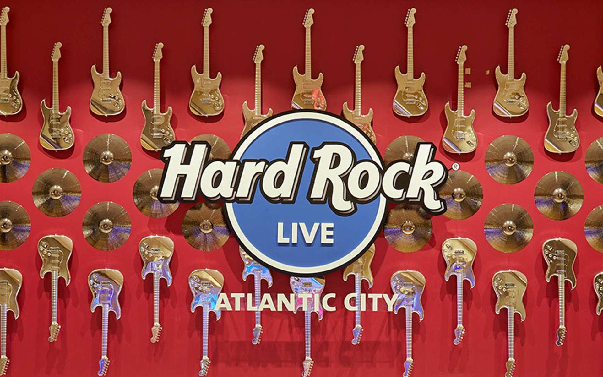 Get Tickets: Entertainment at Hard Rock Hotel and Casino Atlantic City