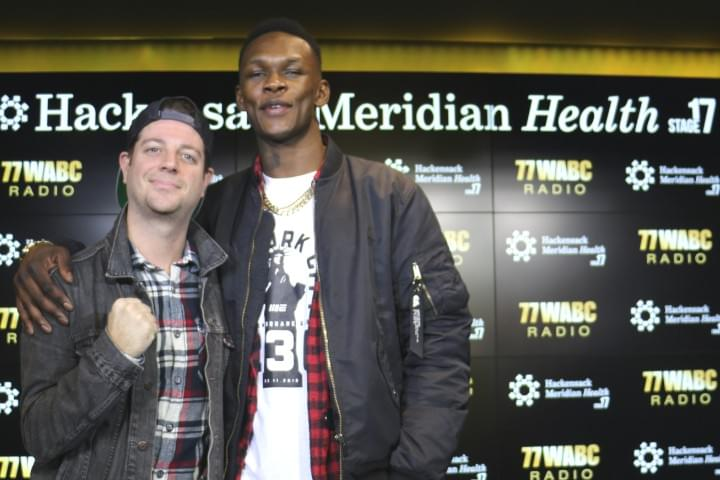 The MMA Report with Israel Adesanya [Exclusive Video]