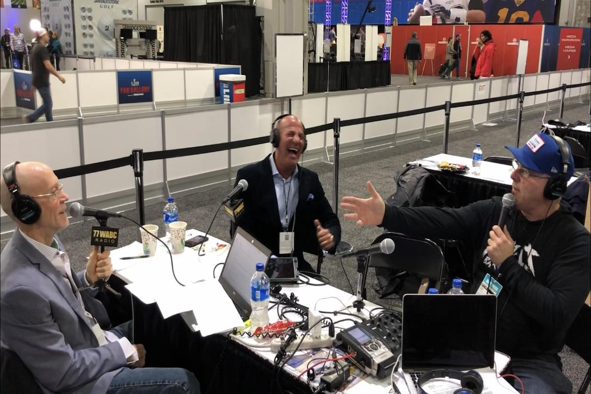 Comedian Craig Gass visits Bernie & Sid in Atlanta [Exclusive Video]