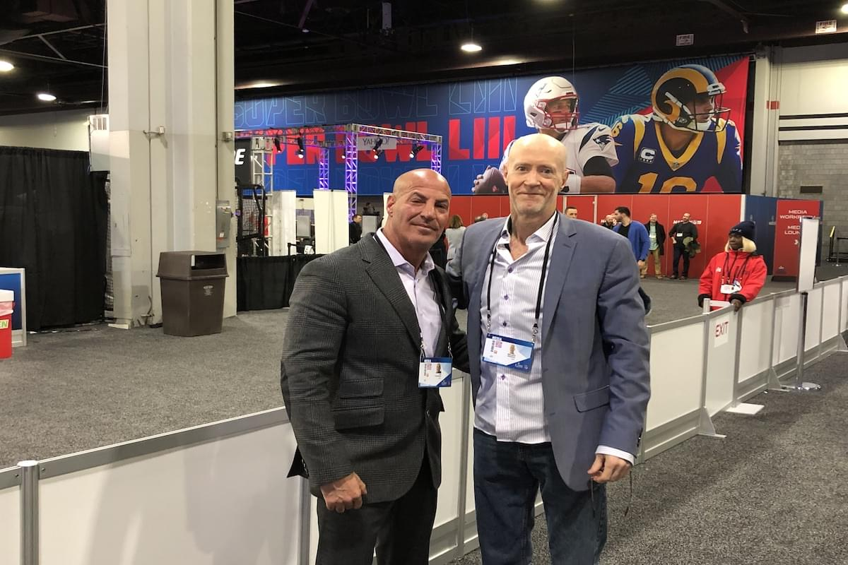 Bernie & Sid in the Morning from Radio Row [Exclusive Audio]