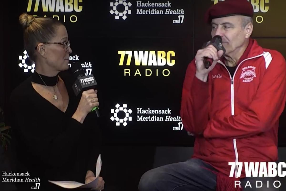 Curtis & Juliet – Curtis Sliwa's 65th Birthday Celebration [Exclusive Video]