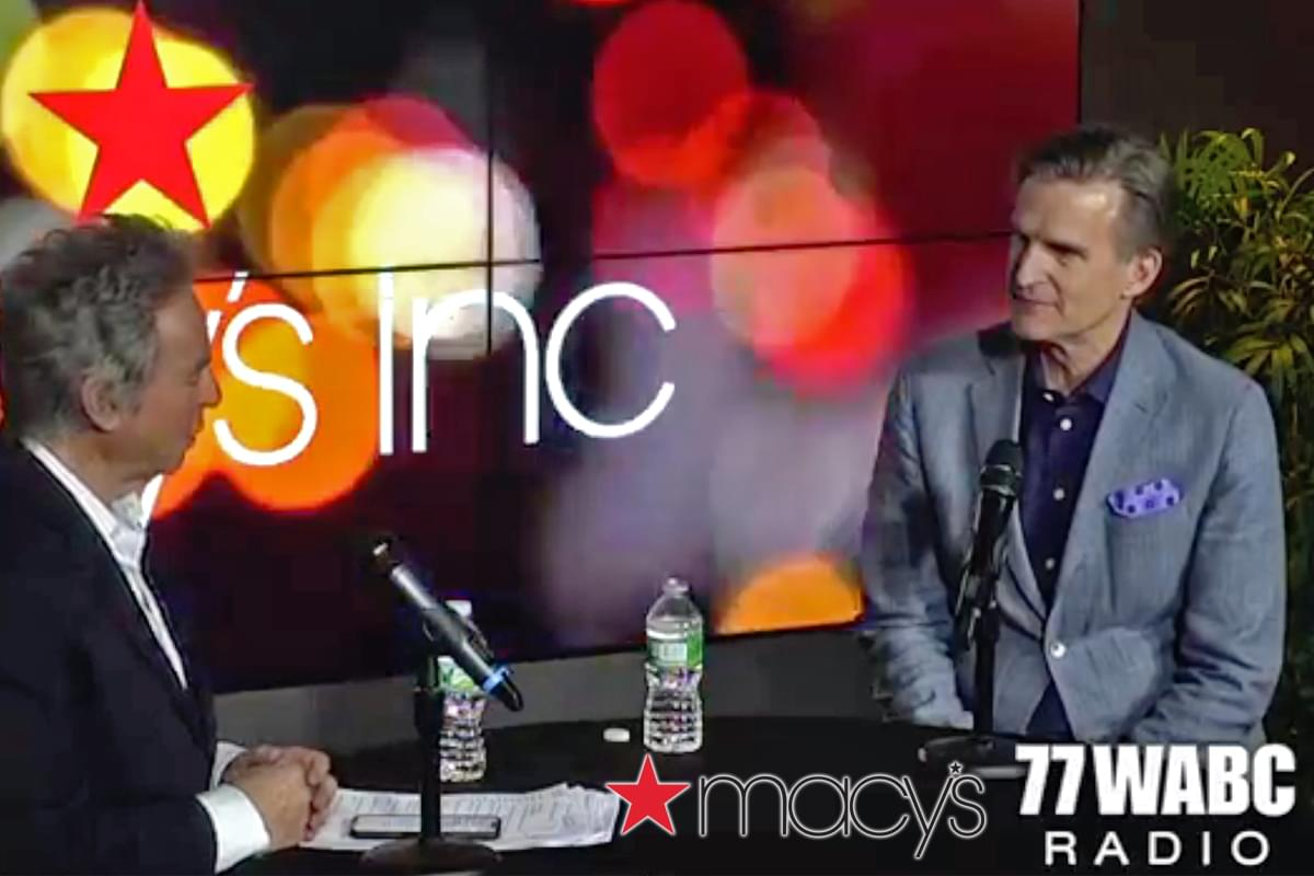 Mark Weber interviews Jeff Gennette, the Chairman and CEO of Macy's [Exclusive Video]