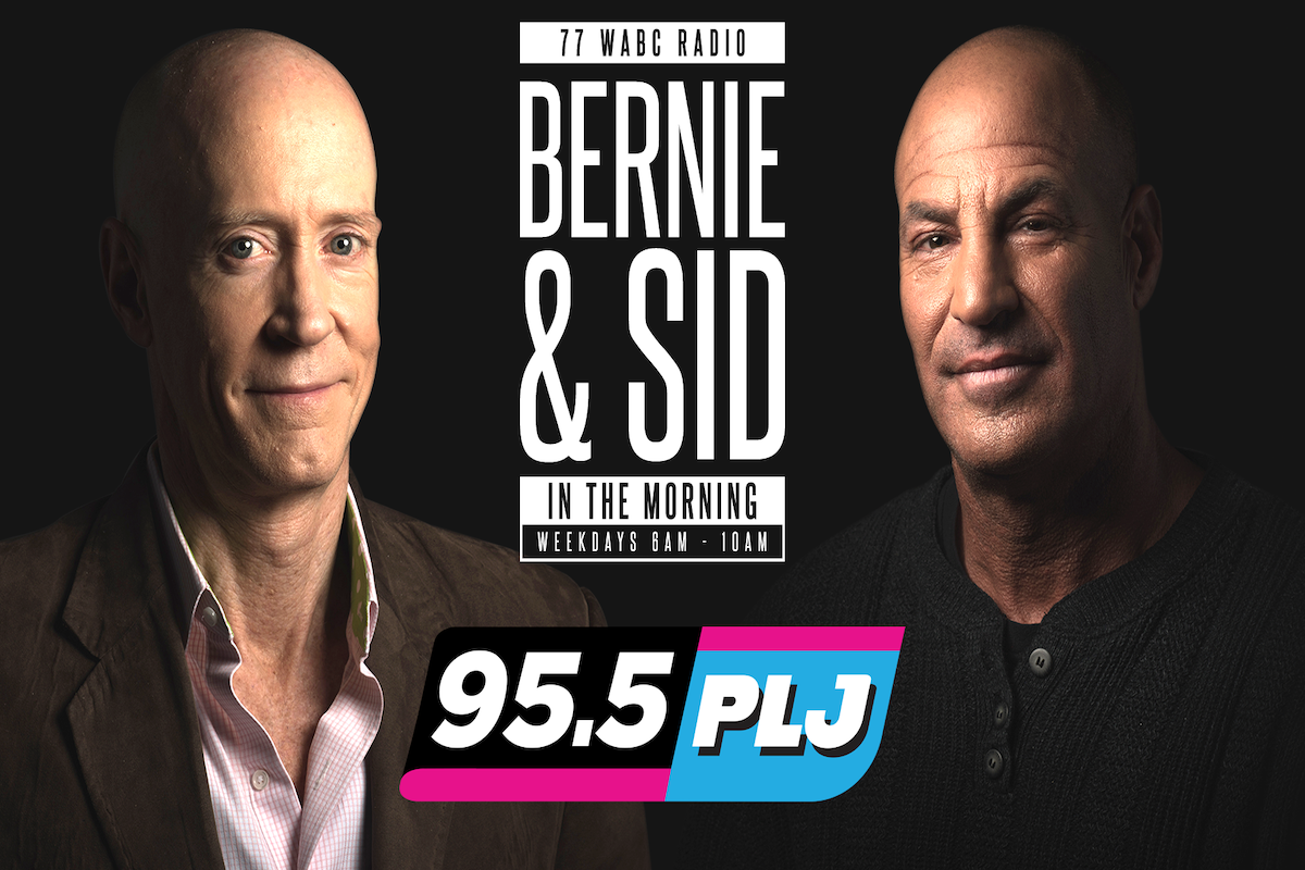 95.5 PLJ's Race Taylor joins Bernie & Sid in the Morning