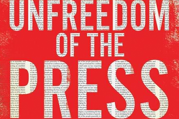 "Mark Levin's newest book, ""Unfreedom of The Press"", available May 21"