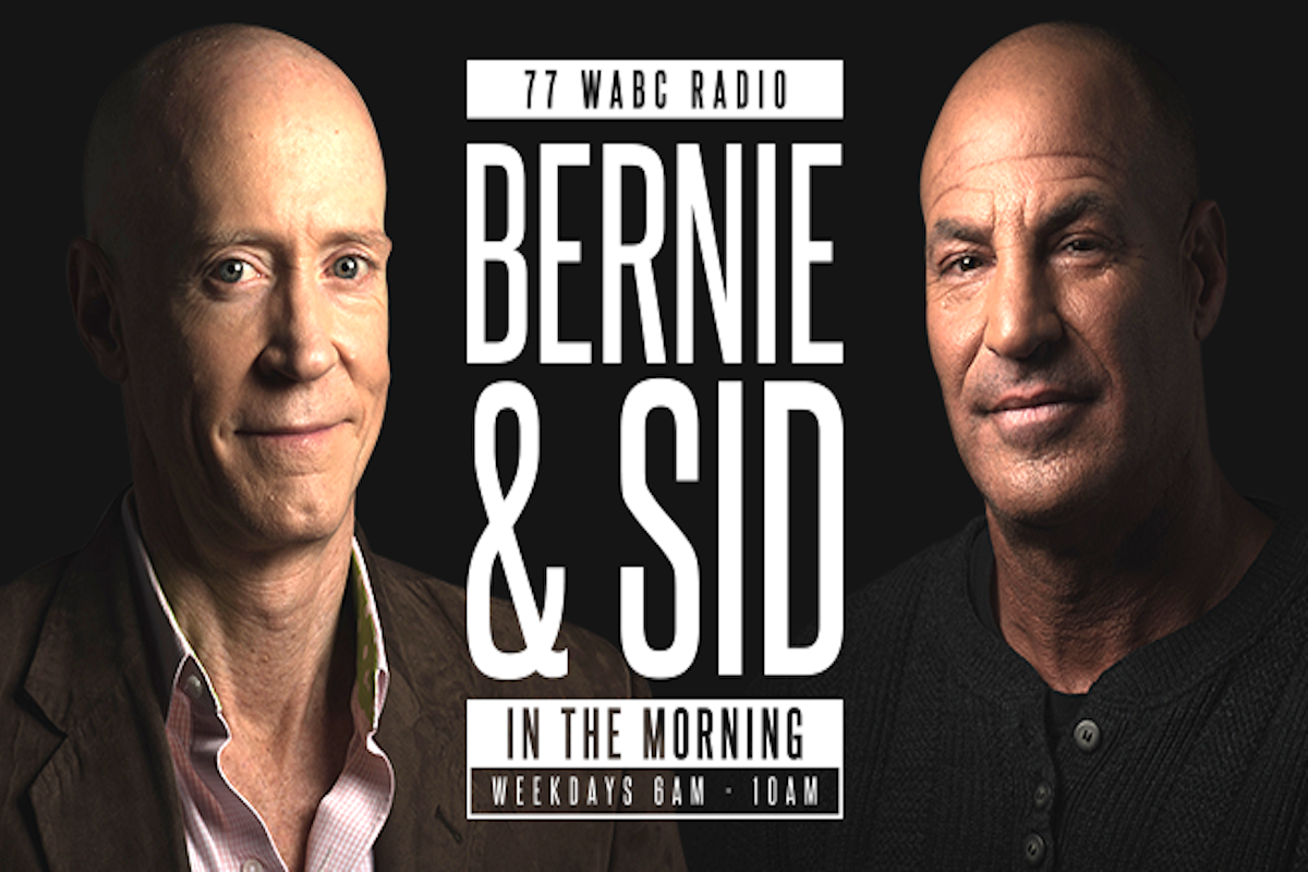 77 WABC Commercial with Bernie & Sid in the Morning